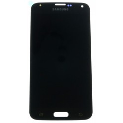 Samsung Galaxy S5 G900F LCD displej + dotyková plocha černá