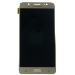 Samsung Galaxy J5 J510FN (2016) LCD displej + dotyková plocha zlatá