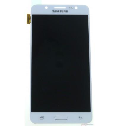 Samsung Galaxy J5 J510FN (2016) LCD displej + dotyková plocha biela
