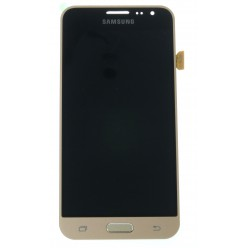 Samsung Galaxy J3 J320F (2016) LCD + touch screen gold