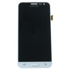 Samsung Galaxy J3 J320F (2016) LCD displej + dotyková plocha bílá