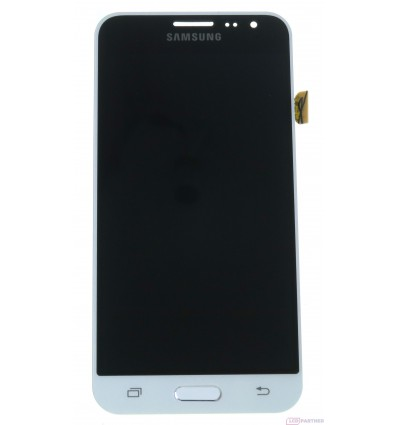 Samsung Galaxy J3 J320F (2016) LCD + touch screen white