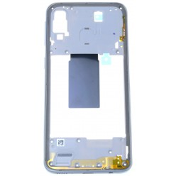 Samsung Galaxy A40 SM-A405FN Middle frame white - original