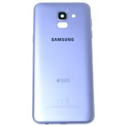 Samsung Galaxy J6 (2018) J600F Battery cover blue - original