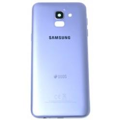 Samsung Galaxy J6 (2018) J600F Kryt zadní modrá - originál