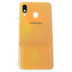 Samsung Galaxy A40 SM-A405FN Battery cover copper - original