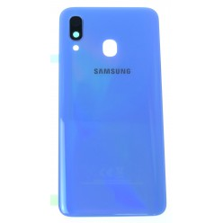 Samsung Galaxy A40 SM-A405FN Battery cover blue - original