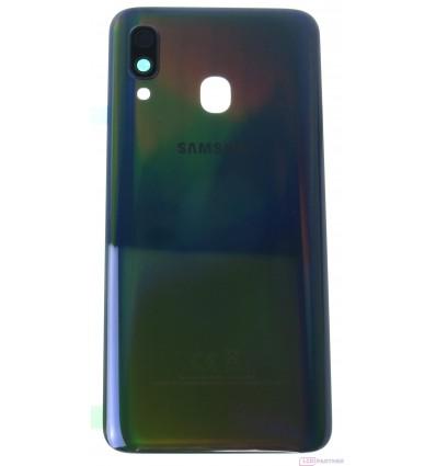 Samsung Galaxy A40 SM-A405FN Kryt zadný čierna - originál