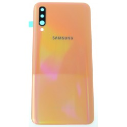Samsung Galaxy A50 SM-A505FN Battery cover copper - original