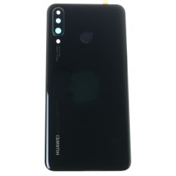 Huawei P30 Lite (MAR-LX1A) Battery cover black - original