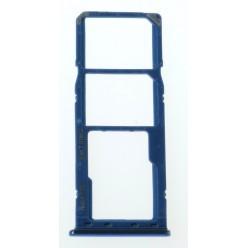 Samsung Galaxy A50 SM-A505FN SIM and microSD holder blue - original