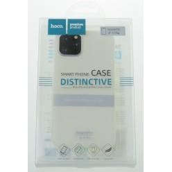hoco. Iphone 11 Pro Pouzdro transparentní průsvitná