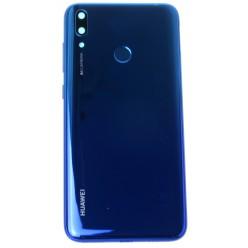 Huawei Y7 2019 (DUB-LX1) Kryt zadní modrá - originál