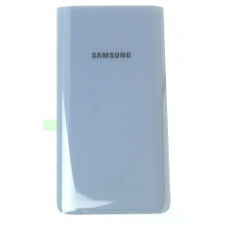 Samsung Galaxy A80 SM-A805FN Battery cover silver - original