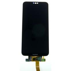 Huawei P20 Lite LCD displej + dotyková plocha čierna - premium