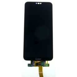 Huawei P20 Lite LCD + touch screen black - premium
