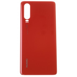 Huawei P30 (ELE-L09) Battery cover red