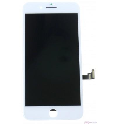 Apple iPhone 8 Plus LCD displej + dotyková plocha biela - NCC