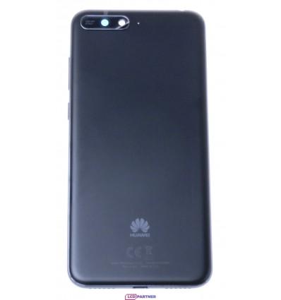 Huawei Y6 (2018), Y6 Prime (2018) Battery cover black - original