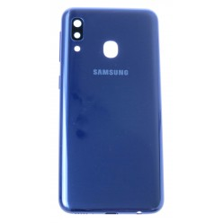 Samsung Galaxy A20e SM-A202F Battery cover blue - original