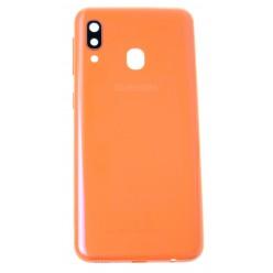 Samsung Galaxy A20e SM-A202F Battery cover pink - original