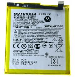 Lenovo Moto G7 Baterie-JE40