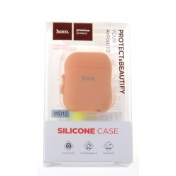 hoco. Apple watch WB12 silicone case pink