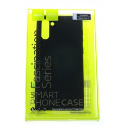 hoco. Samsung Galaxy Note 10 N975F Cover fascination series black