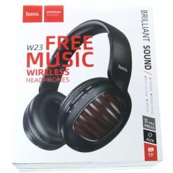 hoco. W23 wireless headphone black