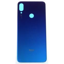 Xiaomi Redmi Note 7 Kryt zadní modrá