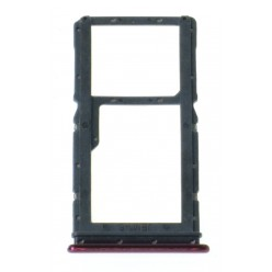 Xiaomi Redmi Note 7 SIM and microSD holder red