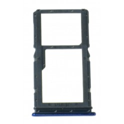 Xiaomi Redmi Note 7 SIM and microSD holder blue