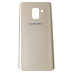Samsung Galaxy A8 (2018) A530F Kryt zadní zlatá