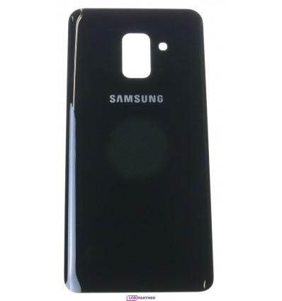 Samsung Galaxy A8 (2018) A530F Kryt zadný čierna