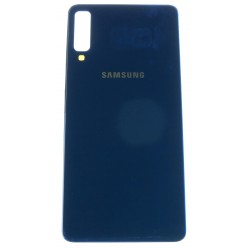Samsung Galaxy A7 A750F Battery cover blue