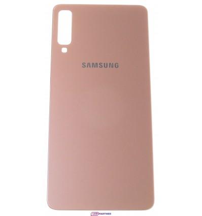 Samsung Galaxy A7 A750F Kryt zadný ružová