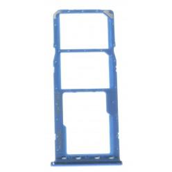 Samsung Galaxy A70 SM-A705FN SIM and microSD holder blue