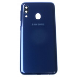 Samsung Galaxy A20e SM-A202F Battery cover blue