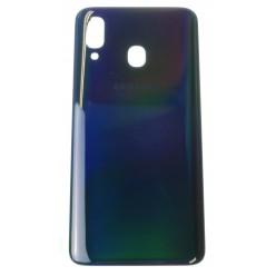Samsung Galaxy A40 SM-A405FN Battery cover black