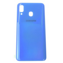 Samsung Galaxy A40 SM-A405FN Battery cover blue