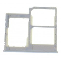 Samsung Galaxy A40 SM-A405FN SIM and microSD holder white