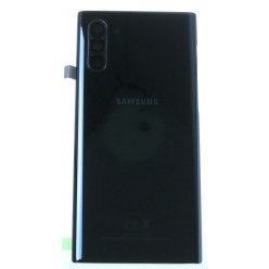 Samsung Galaxy Note 10 N970F Battery cover black - original