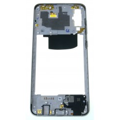 Samsung Galaxy A70 SM-A705FN Rám stredový biela - originál