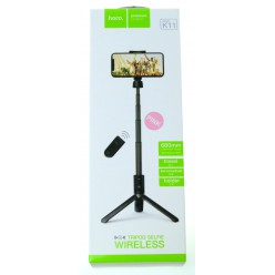 hoco. K11 tripod selfie wireless pink