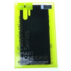 hoco. Samsung Galaxy Note 10 Plus N975F Puzdro fascination series čierna
