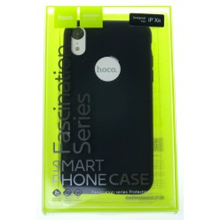 hoco. Apple iPhone Xr Cover fascination series black