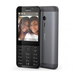 Nokia 230 DS stříbrná