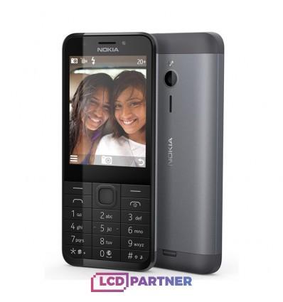 Nokia 230 DS strieborná