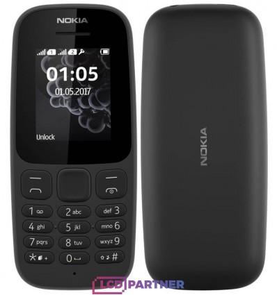 Nokia 105 DS čierna
