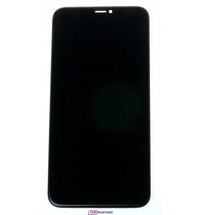 Apple iPhone Xs Max OLED LCD + dotyková plocha čierna - TianMa